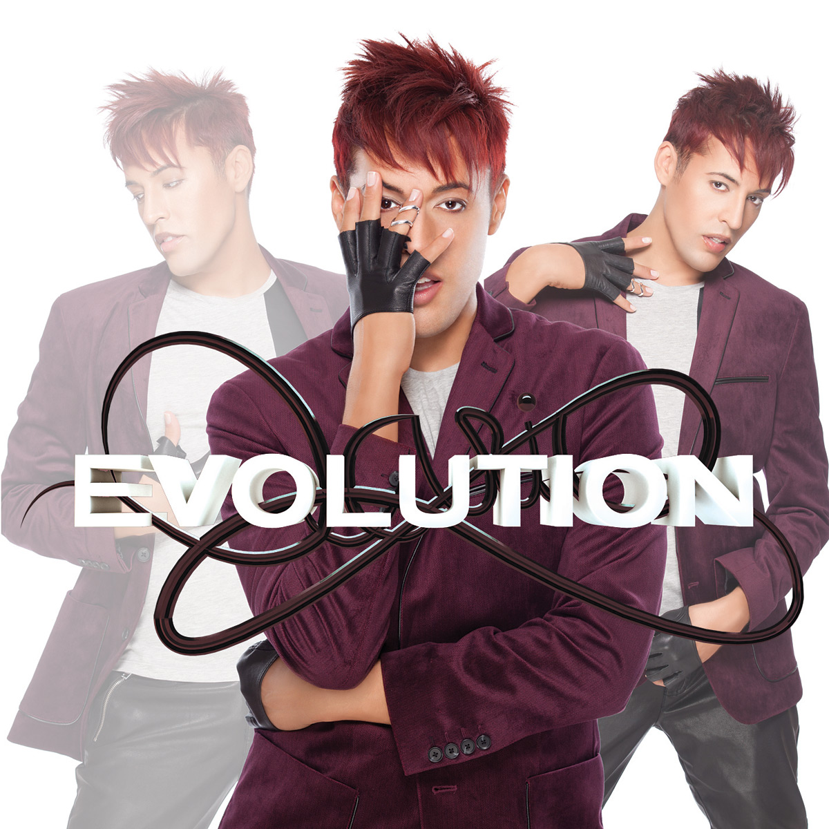 Get Dario's album: Evolution